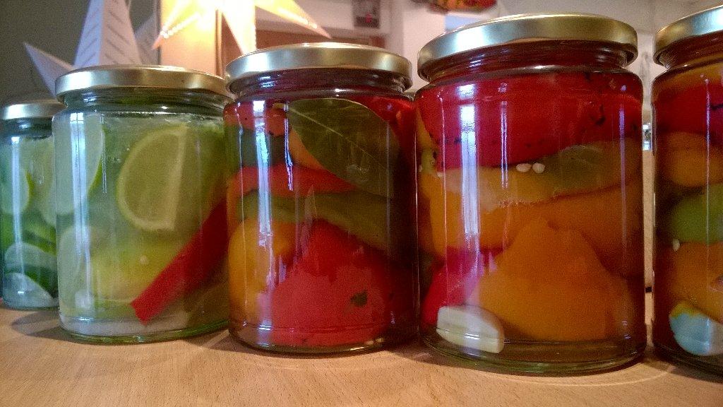 Pickles a Plenty